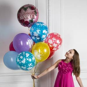 Воздушные шары микс R769